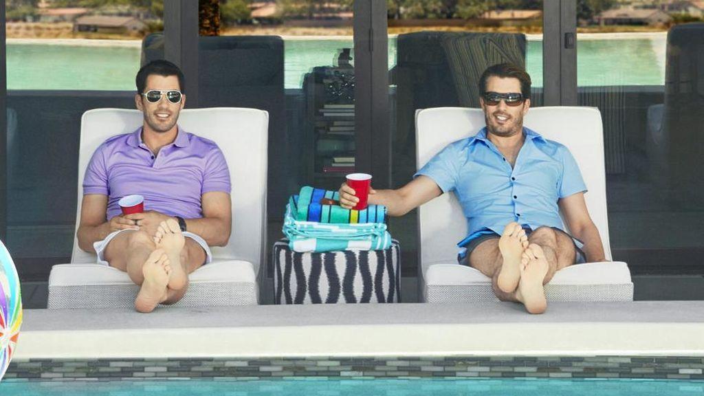 Los gemelos también decoran para ellos mismos: la alucinante casa de los Scott en la que querrás vivir