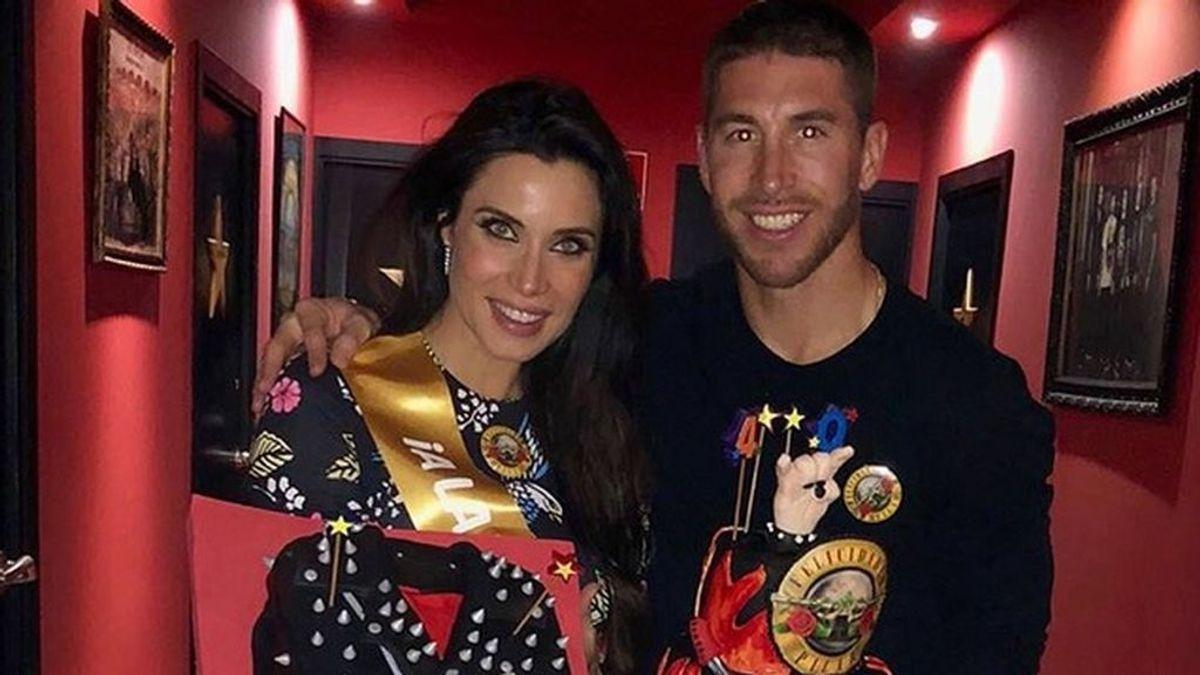 Sergio Ramos y su cariñosa felicitación a Pilar Rubio por su 40 cumpleaños