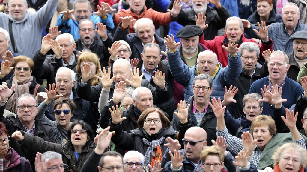 ¿Qué piden los pensionistas?