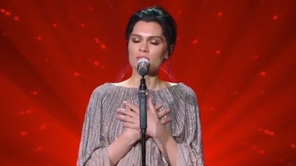 Que tiemble Céline Dion: Jessie J arrasa con su versión del tema principal de 'Titanic'