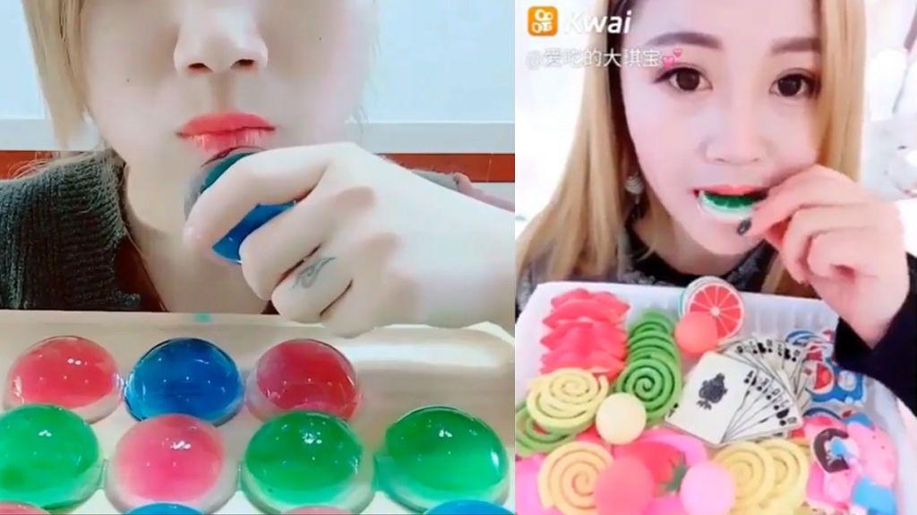 Comer hielo, la tendencia que se hace viral en China