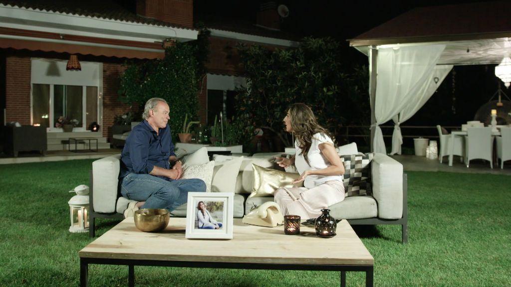 """Bertín y los secretos de 'Mi casa es la tuya': """"Con Paz Padilla me hice pipí encima de la risa"""""""