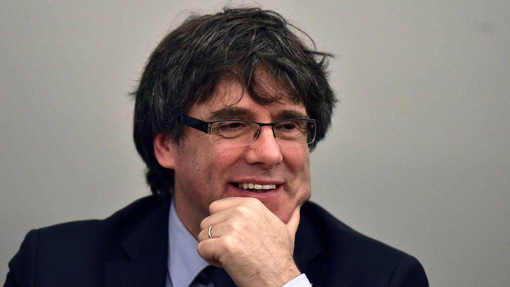 """Puigdemont asegura que """"no suspendería la declaración de independencia"""" si se repitiese el proceso"""