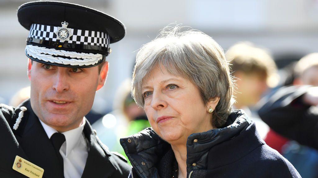 """Rusia """"no perdonará"""" la gestión por parte de Londres del asesinato del exespía Skripal"""