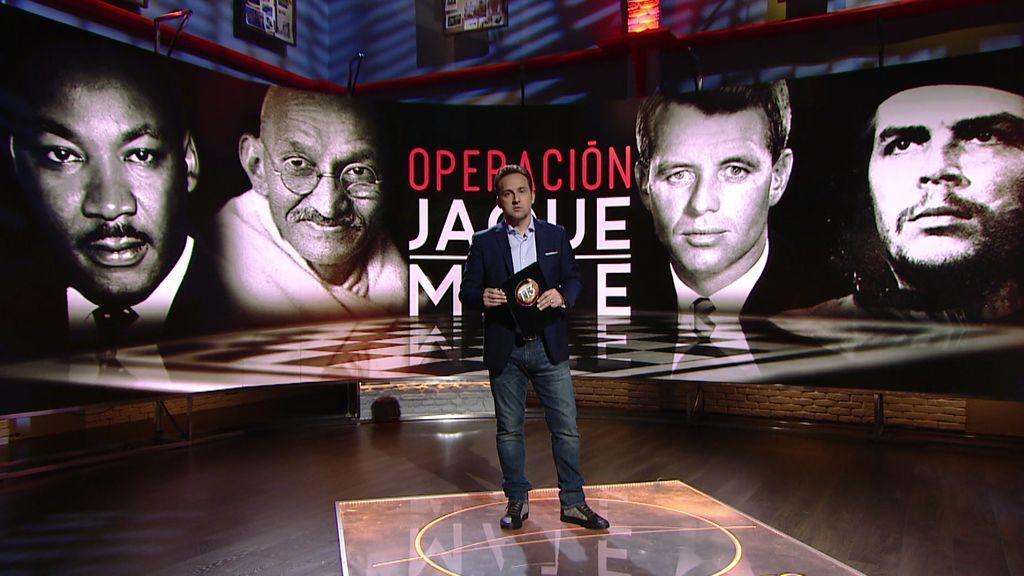 Operación Jaque Mate: Los magnicidios de los hombres de la historia ...