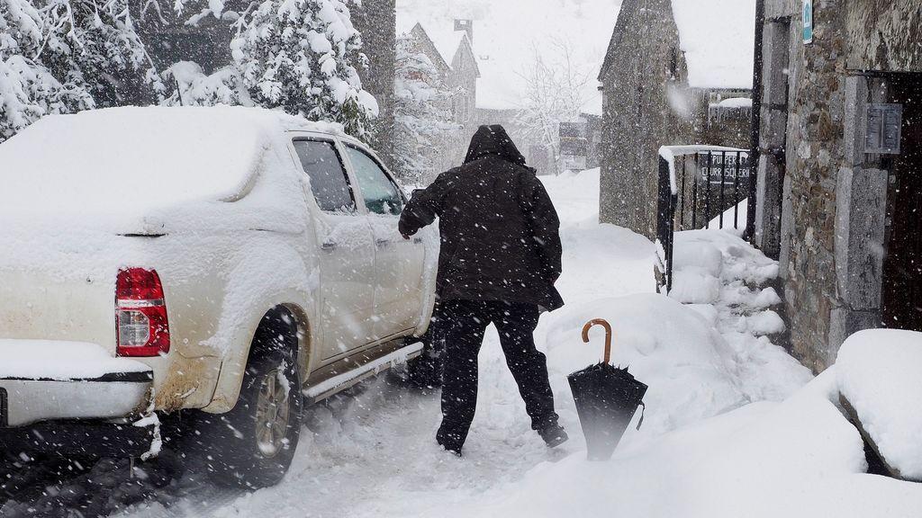 La DGT recomienda consultar el estado de las carreteras ante la posibilidad de nevadas en el norte peninsular