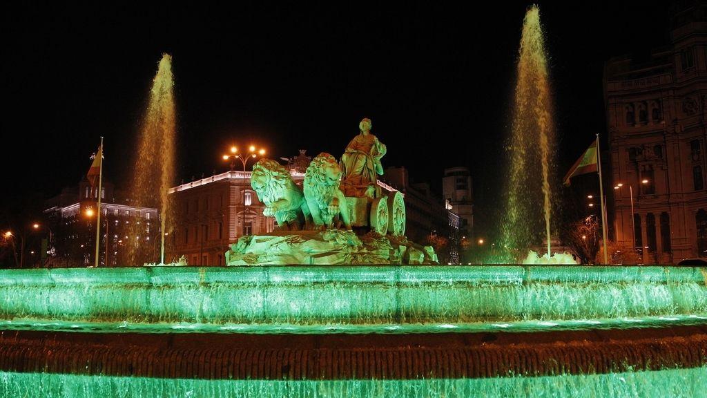 El mundo se tiñe de verde para celebrar San Patricio