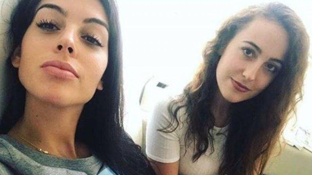 Ivana, la hermana de Georgina Rodríguez que ejerce de cuñadísima de Cristiano