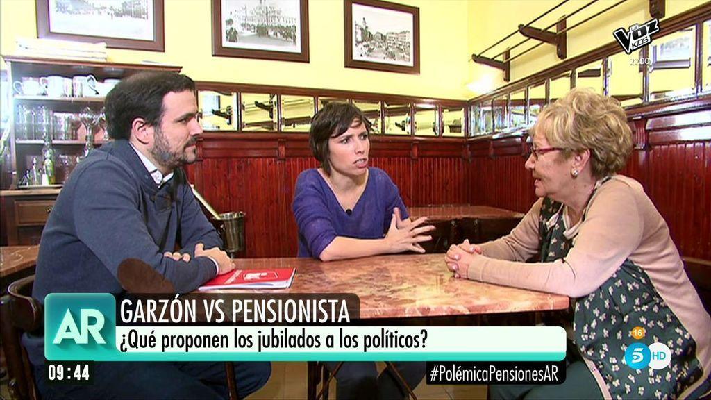 ¿Qué proponen los jubilados a los políticos?