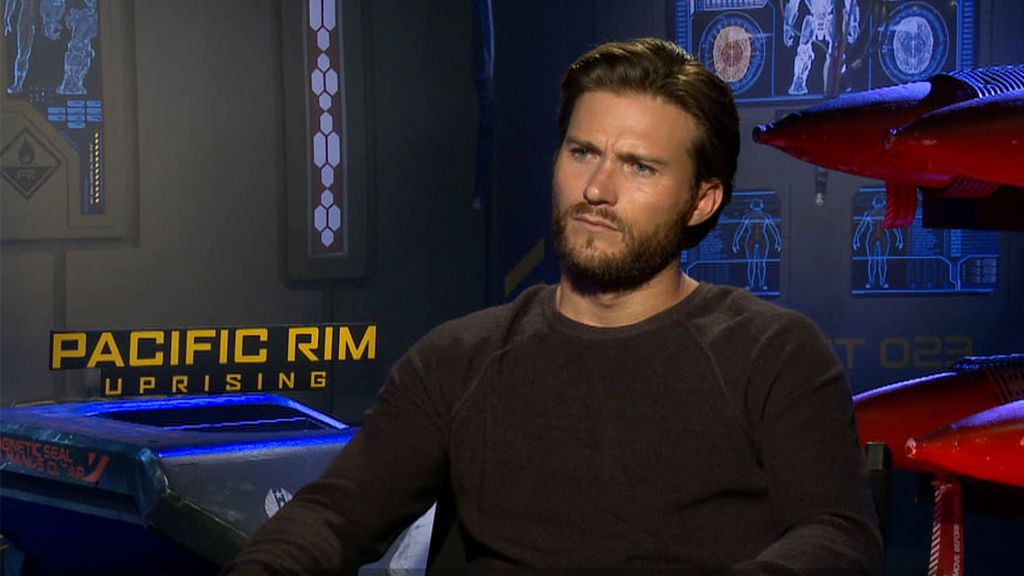"Scott Eastwood: ""¿Lo peor de Hollywood? No me hagas empezar"""