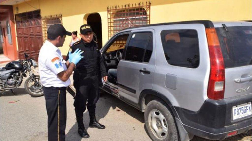 Asesinan a tiros al  alcalde guatemalteco de Zacapa y su padre muere de un infarto al saber la noticia