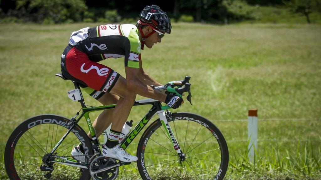 El ciclista español Óscar Sevilla, atracado y herido mientras se entrenaba en Colombia