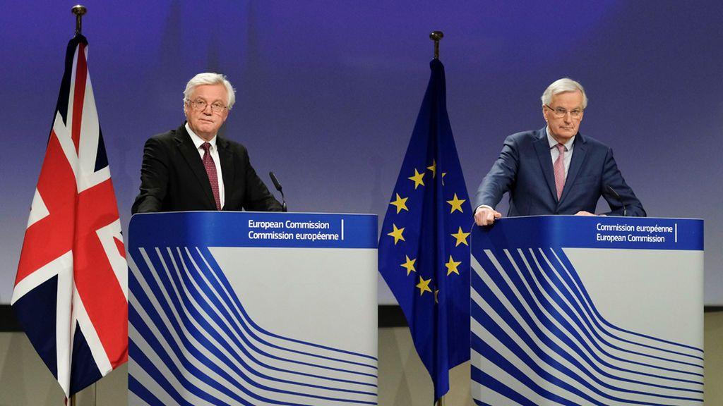 Reino Unido y la UE alcanzan un acuerdo sobre el periodo de transición para el 'brexit'