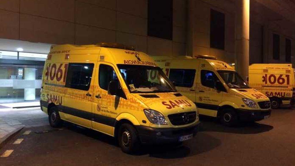 Muere un hombre tras precipitarse desde un quinto piso en Palma