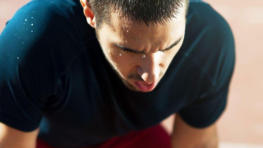 """Omar Tayara desmiente el mito del sudor: """"La mayor o menor cantidad de sudor al hacer deporte corresponde a un sistema termoregulador del cuerpo"""""""