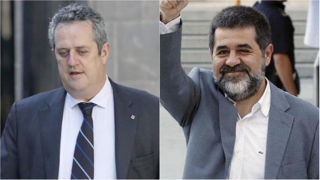 Sánchez y Forn, trasladados para estar en sus vistas de excarcelación