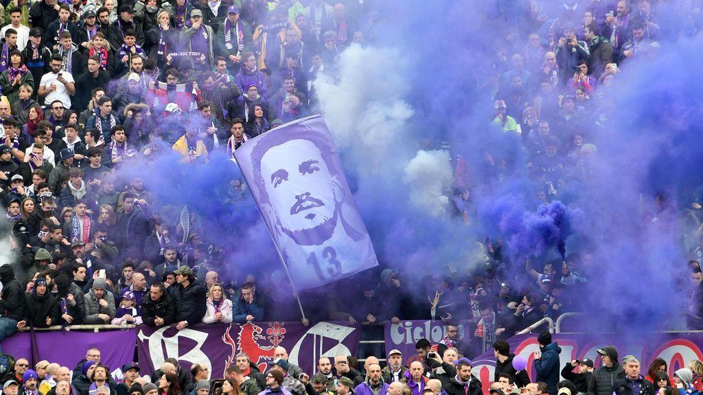 La Fiorentina pondrá el nombre de Davide Astori a su ciudad deportiva