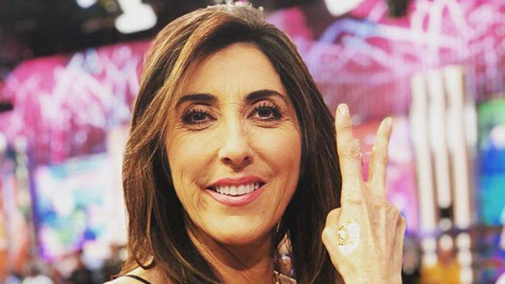 Paz Padilla, emocionada con la buena noticia que la llevará a Valencia