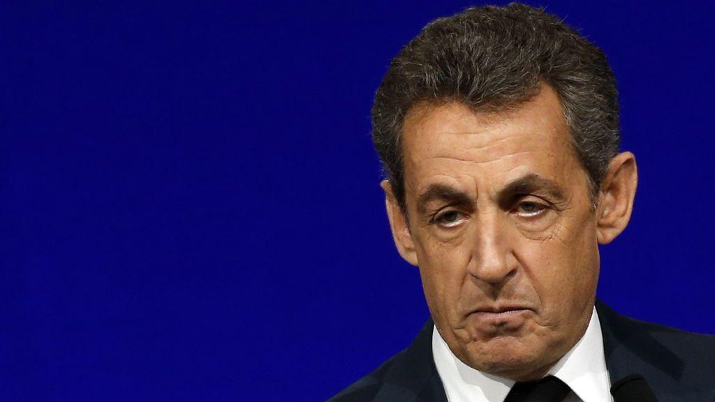 Nicolas Sarkozy, bajo custodia policial por la financiación de su campaña en 2007