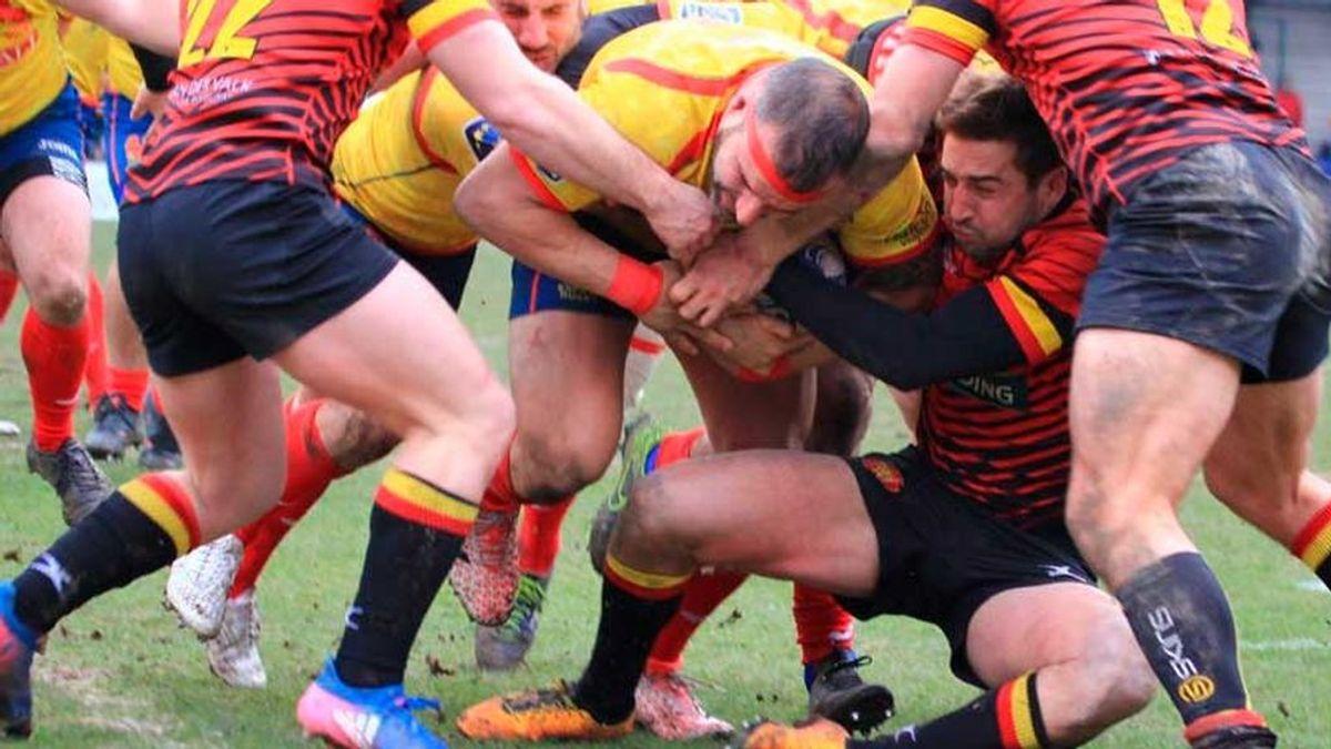 Piden en change.org repetir el partido españa bélgica de rugby mientras la federación mundial lo investiga