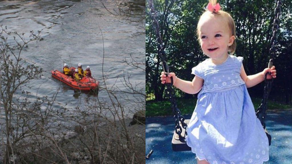 Denuncia el robo de su coche y lo encuentra en un río con su hija de 2 años dentro