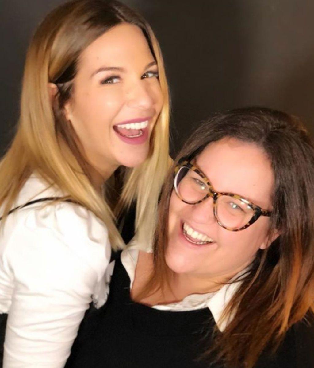 Comparten tatuajes, partos y llantos: Te presentamos a Maripi, la mejor amiga de Tamara Gorro
