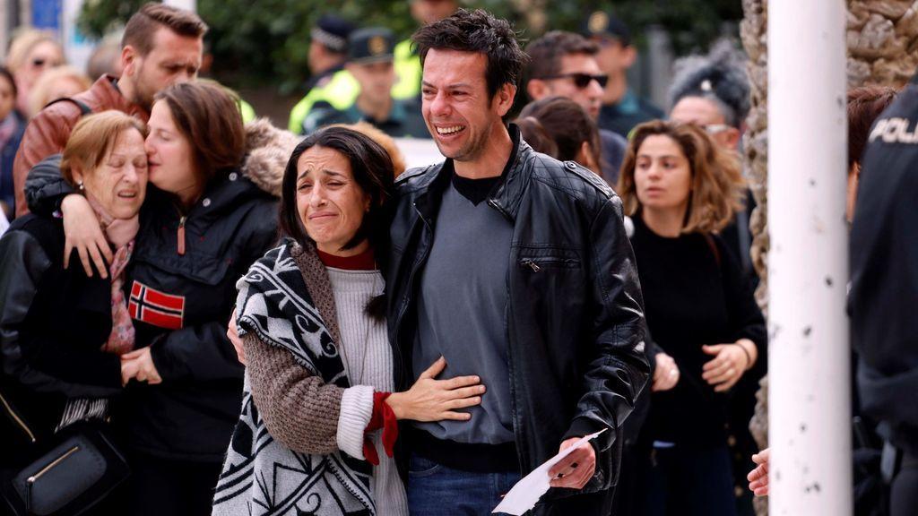 Los padres de Gabriel, ante el juez como testigos por el crimen de su hijo