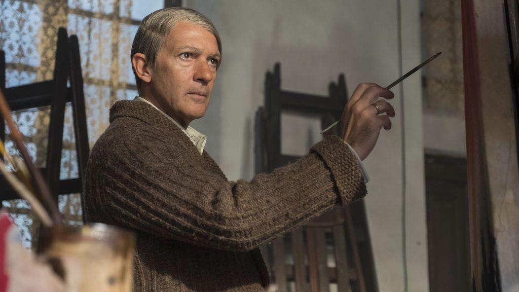 """Antonio Banderas, """"un depravado de todo punto"""" en 'Genius: Picasso'"""