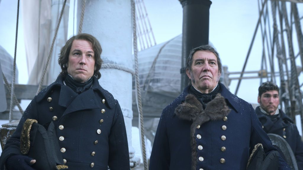 fotos serie 'The terror'