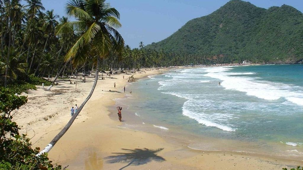 Las mejores playas de Colombia en 'Callejeros Viajeros'
