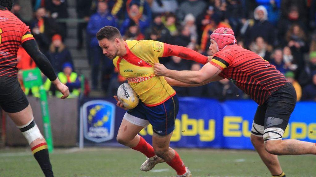 Las 19 jugadas polémicas por las que España pide que se repita el partido de rugby ante Bélgica