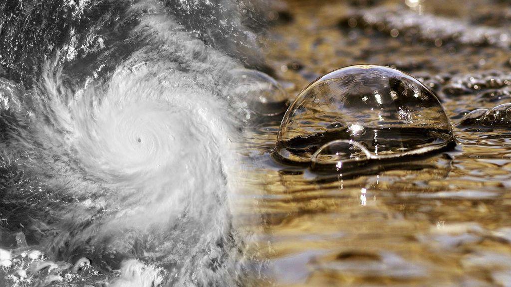 Locura o genialidad: unos investigadores proponen crear un 'jacuzzi gigante' para evitar grandes huracanes