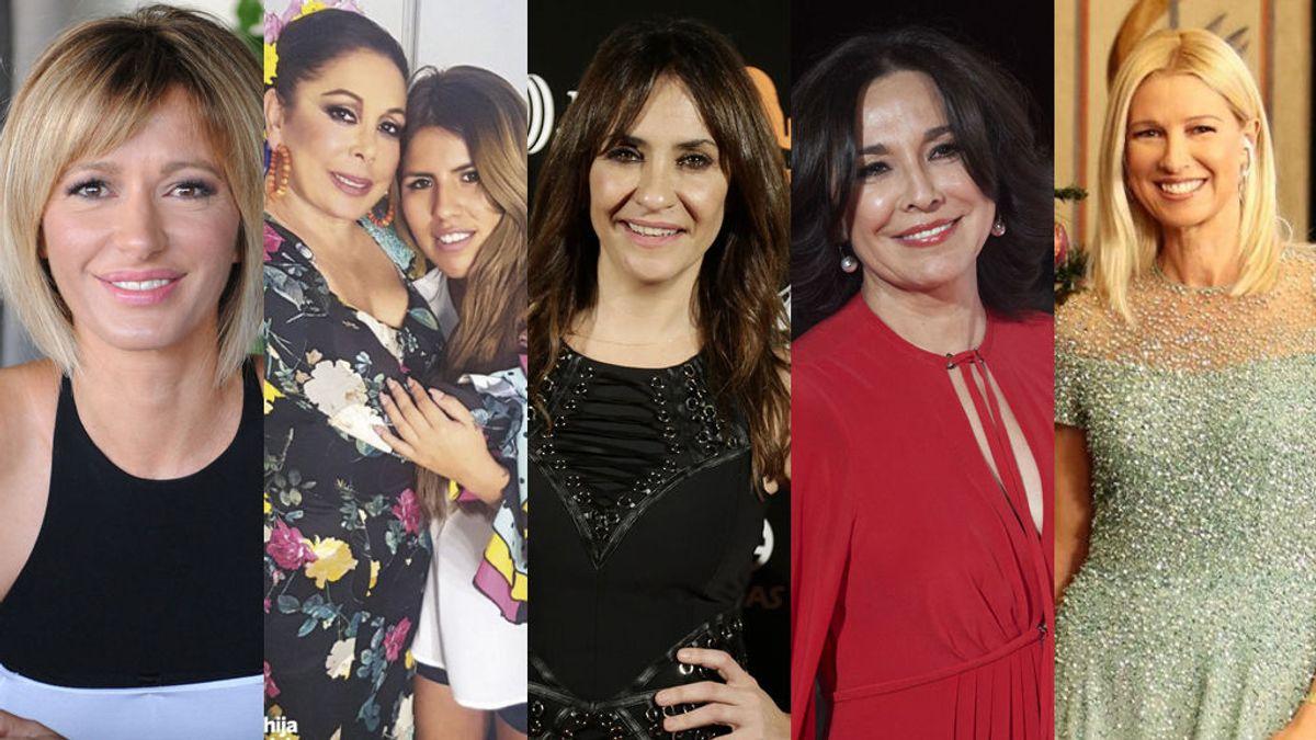 Susanna Griso y otras famosas que combinan hijos biológicos con otros adoptados