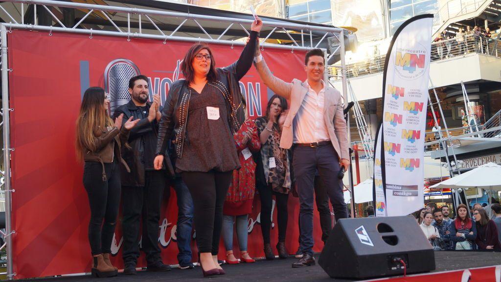 Pascual y Lucía Casani, directos a las semifinales de Gana con tu Voz en MN4