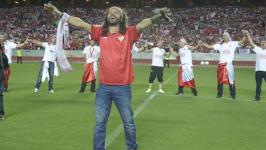 Un joven futbolista despierta del coma 17 días después al escuchar el himno del Sevilla del Arrebato