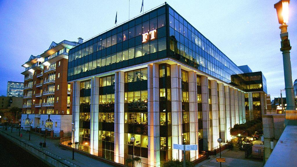 Las mujeres del 'Financial Times' cobran un 24,4% menos que los hombres