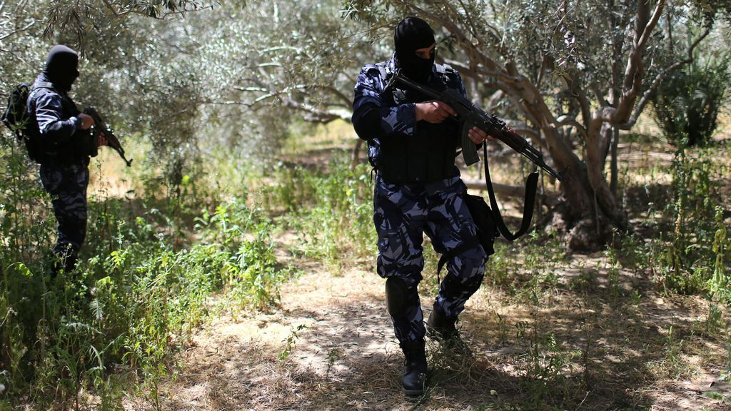 En busca del sospechoso de atentar contra el primer ministro de Palestina