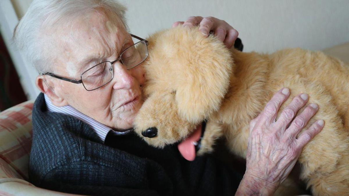 Somos fans de Biscuit, el perro robot que ayuda a ancianos con demencia