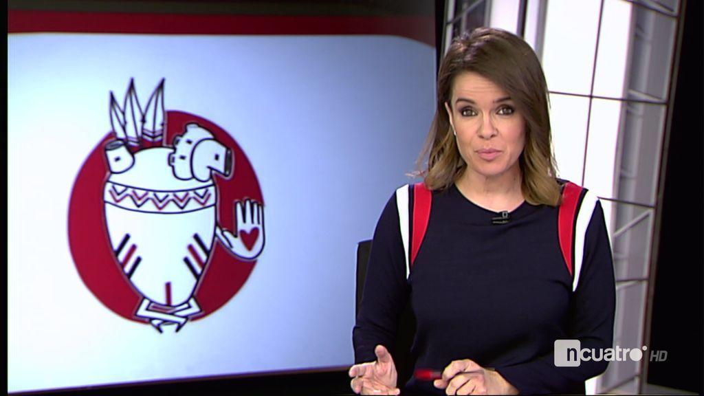 """Carme Chaparro: """"Tener un corazón sano depende de nosotros"""""""