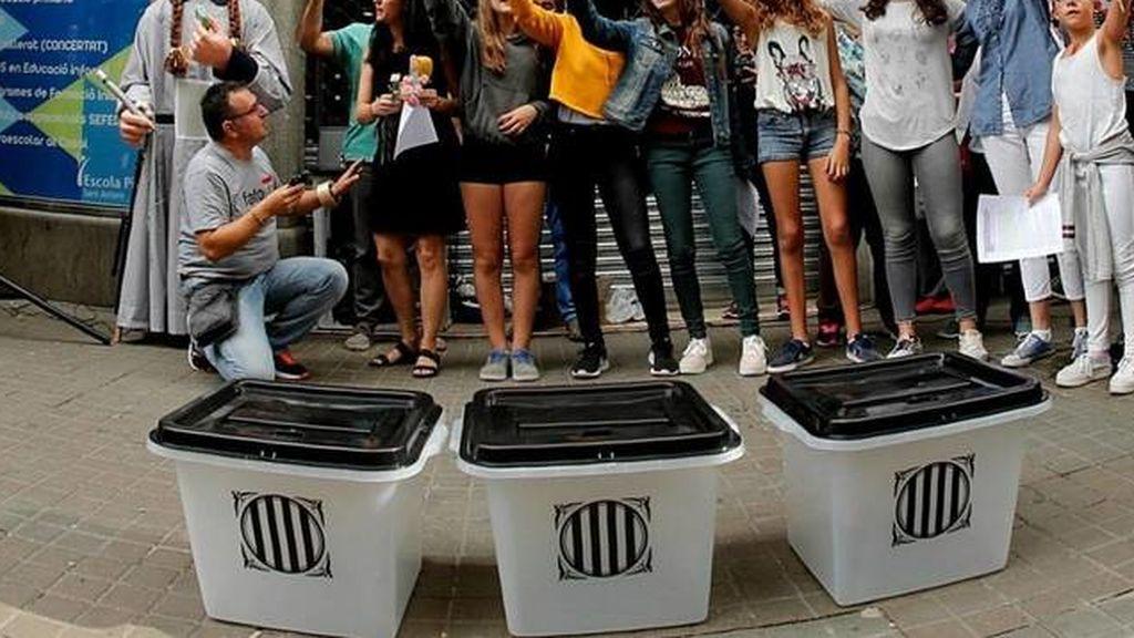 La Guardia Civil acredita un gasto de 1,6 millones en el 1-O, repartido entre 5 consejerías