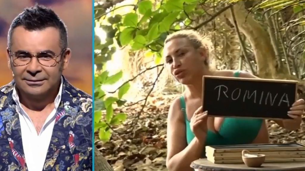 ¡Te escucho Jorge Javier! La 'búsqueda' de Raquel Mosquera al presentador de 'Supervivientes'