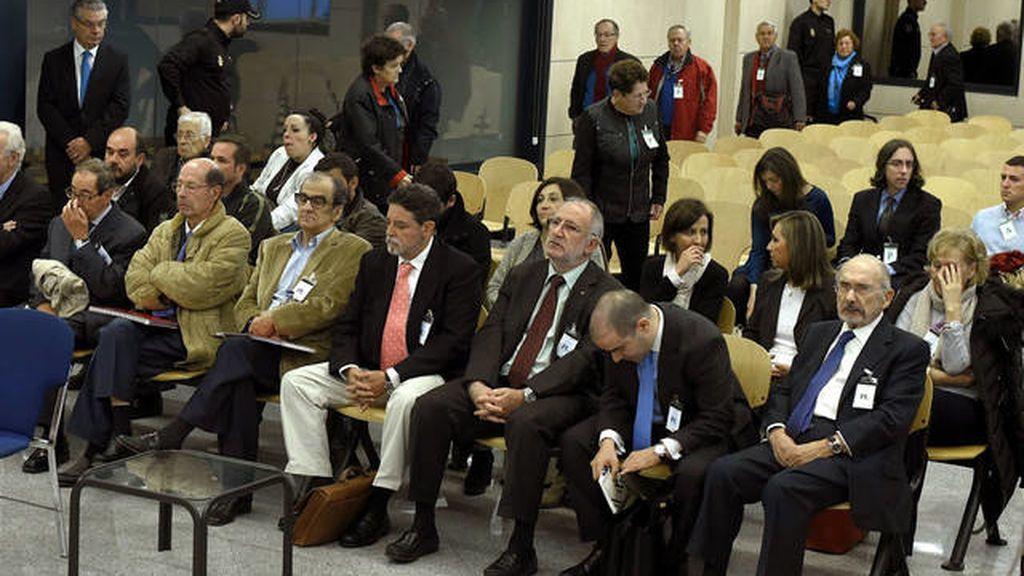 La Fiscalía Anticorrupción rebaja de 27 a 19 años la pena solicitada para el expresidente de Fórum