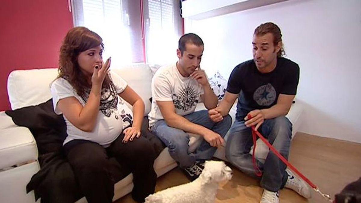 Hessa, Simba y Rocco en 'Malas Pulgas'