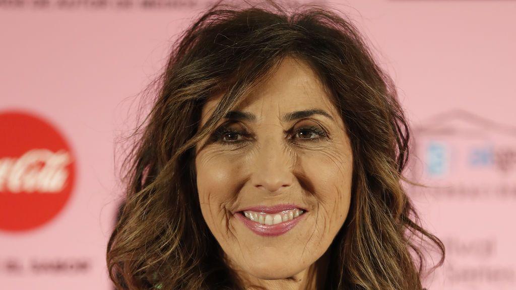 El desternillante 'show' de Paz Padilla al entrar en la redacción de 'Sálvame'