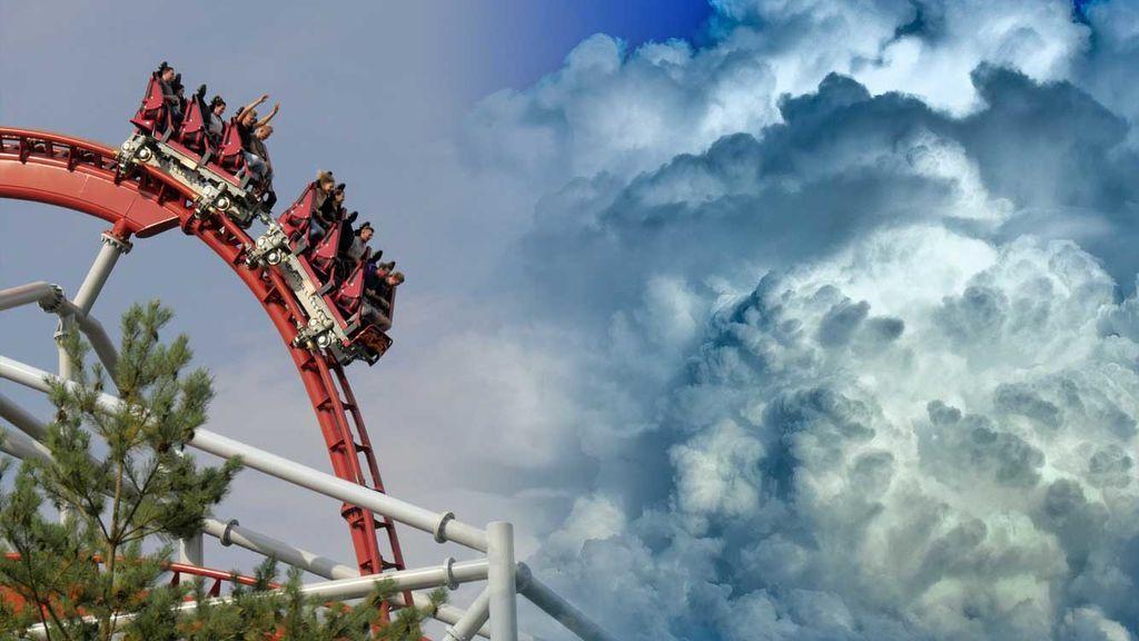 El tiempo en Semana Santa: ¡te espera una montaña rusa meteo!