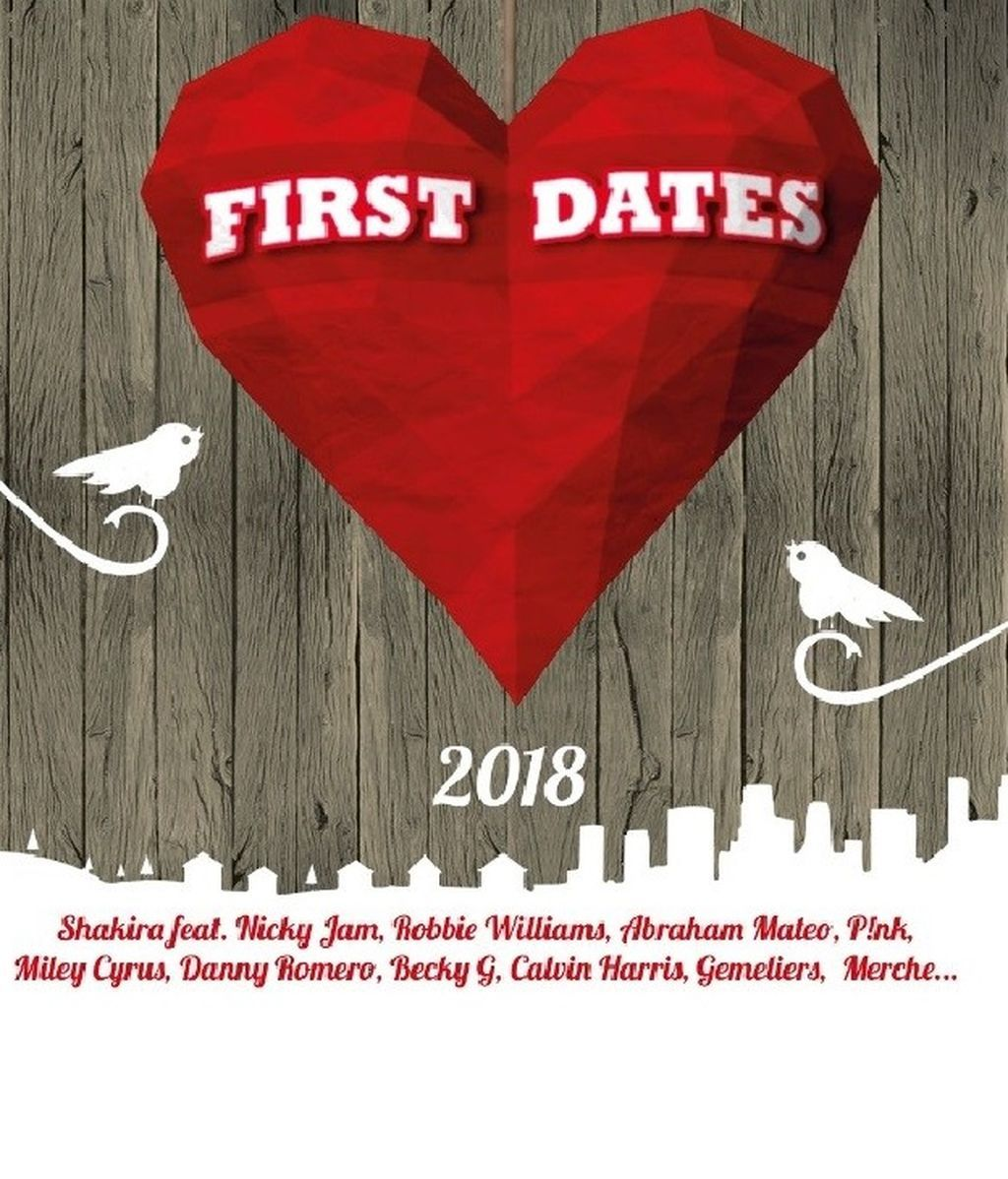 ¡Ya disponible el álbum de 'First Dates 2018' !