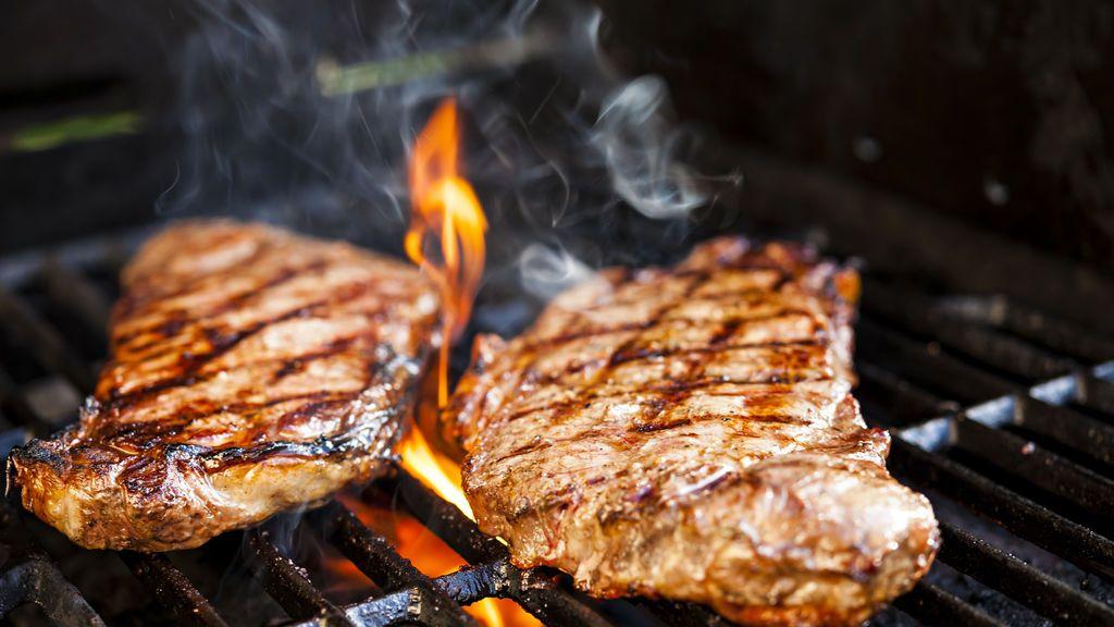 La carne muy hecha es mala para la tensión