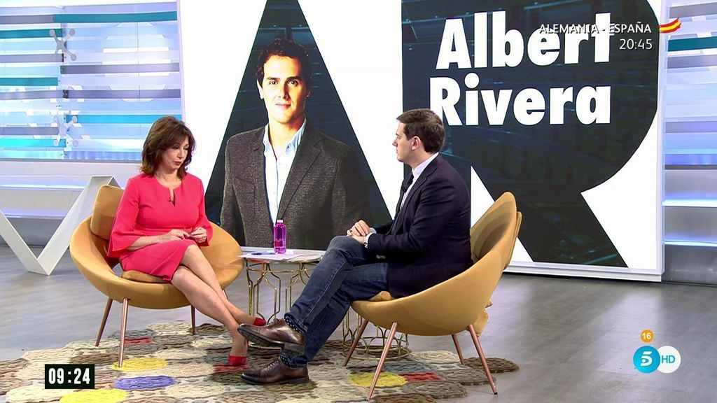 Albert Rivera en 'AR'