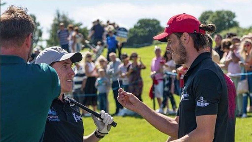El último capricho de Gareth Bale: se construye un campo de golf en su casa