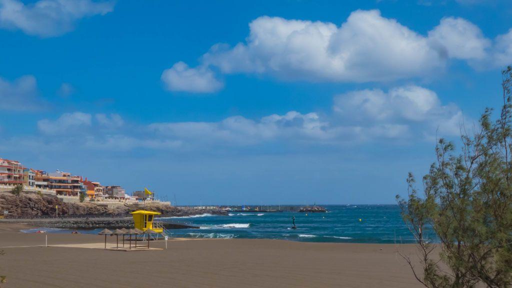 Antonio Rico en Telde, Gran Canaria